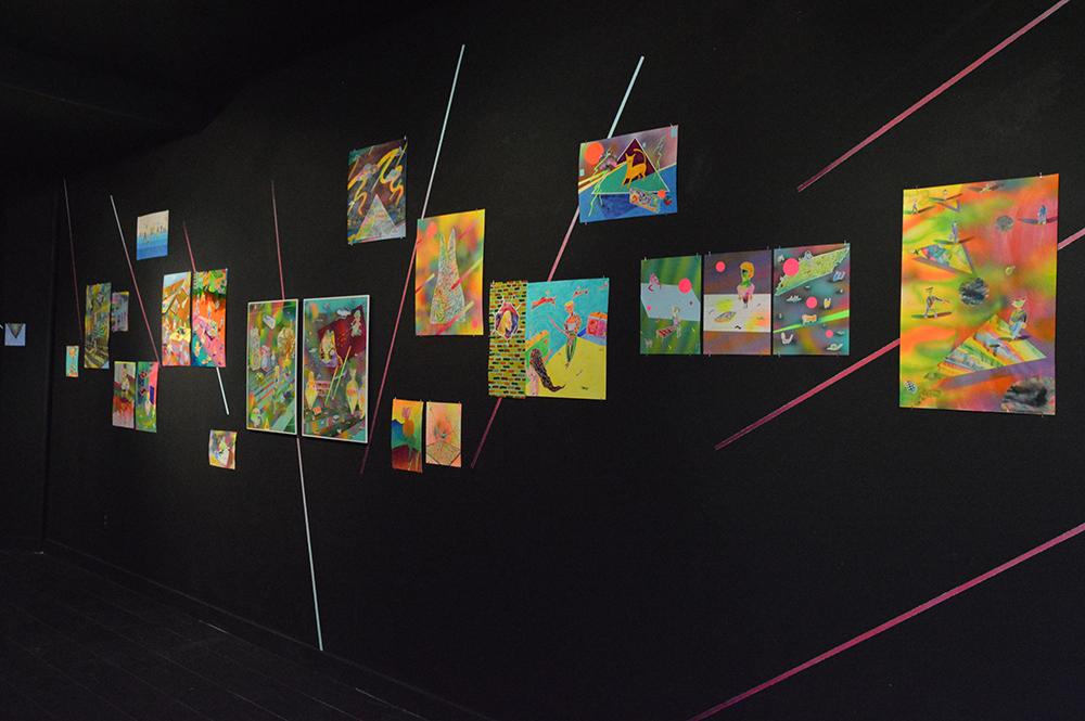 Installation Right Wall.jpg