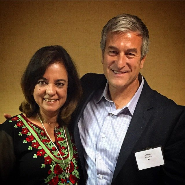 """IANDS Explore the Extraordinary"" Orlando, Florida U.S.A. - Anita Moorjani (New York Times Best Selling Author/Speaker and featured on Wayne Dyer's ""Wishes Fulfilled""), Jeffery C. Olsen."