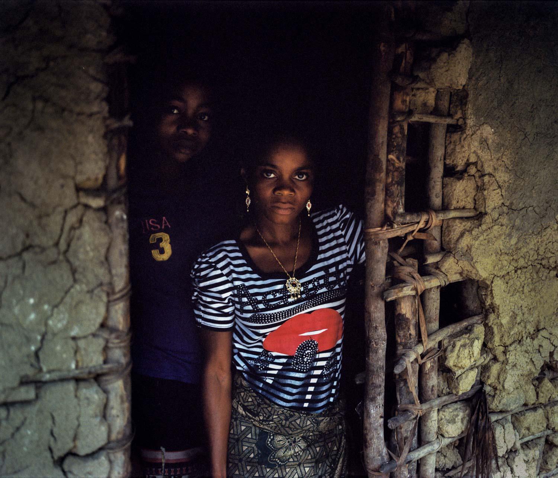 Dec., 2013. Lulingu, South Kivu, Democratic Republic of the Congo.