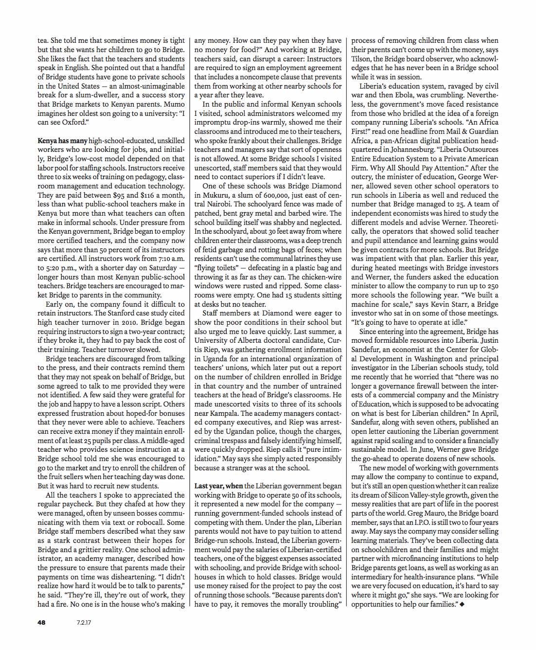 Diana Zeyneb Alhindawi_2017_07_02_New York Times Magazine_page 48_bridge education africa s.jpg