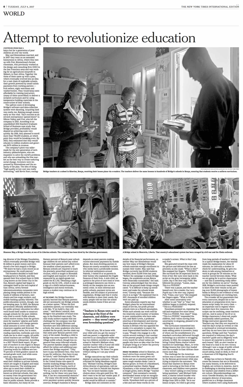 Diana Zeyneb Alhindawi_2017_07_04_International New York Times_page 6 s_bridge education africa.jpg