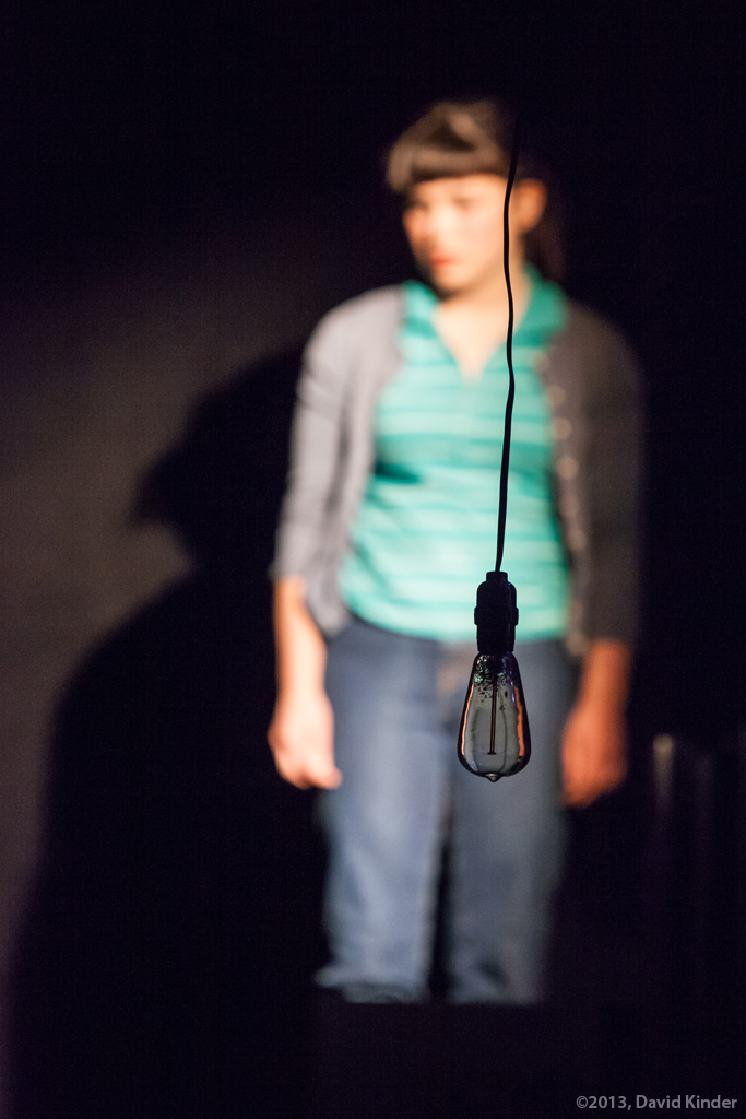 Charlotte Karlsen as Cassie in Ghosts