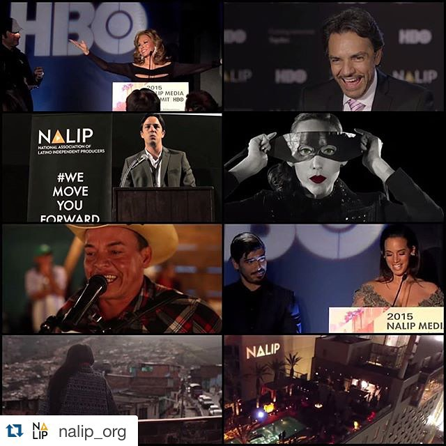 Far bottom left, a still of @lexihiland in our short film promo, Para Mi Mama which was an Official Selection short in LA. 👌🏼👌🏼 thanks again @nalip_org 🇨🇴#hollywood #collage #film via @nalip_org with @repostapp. ・・・ Need a Tuesday mini escape?Watch Raquel Welch, Eugenio Derbez, NALIP Official Selections, Summit highlights and MORE! Click our bio link to check out NALIP's @youtube channel 🎥