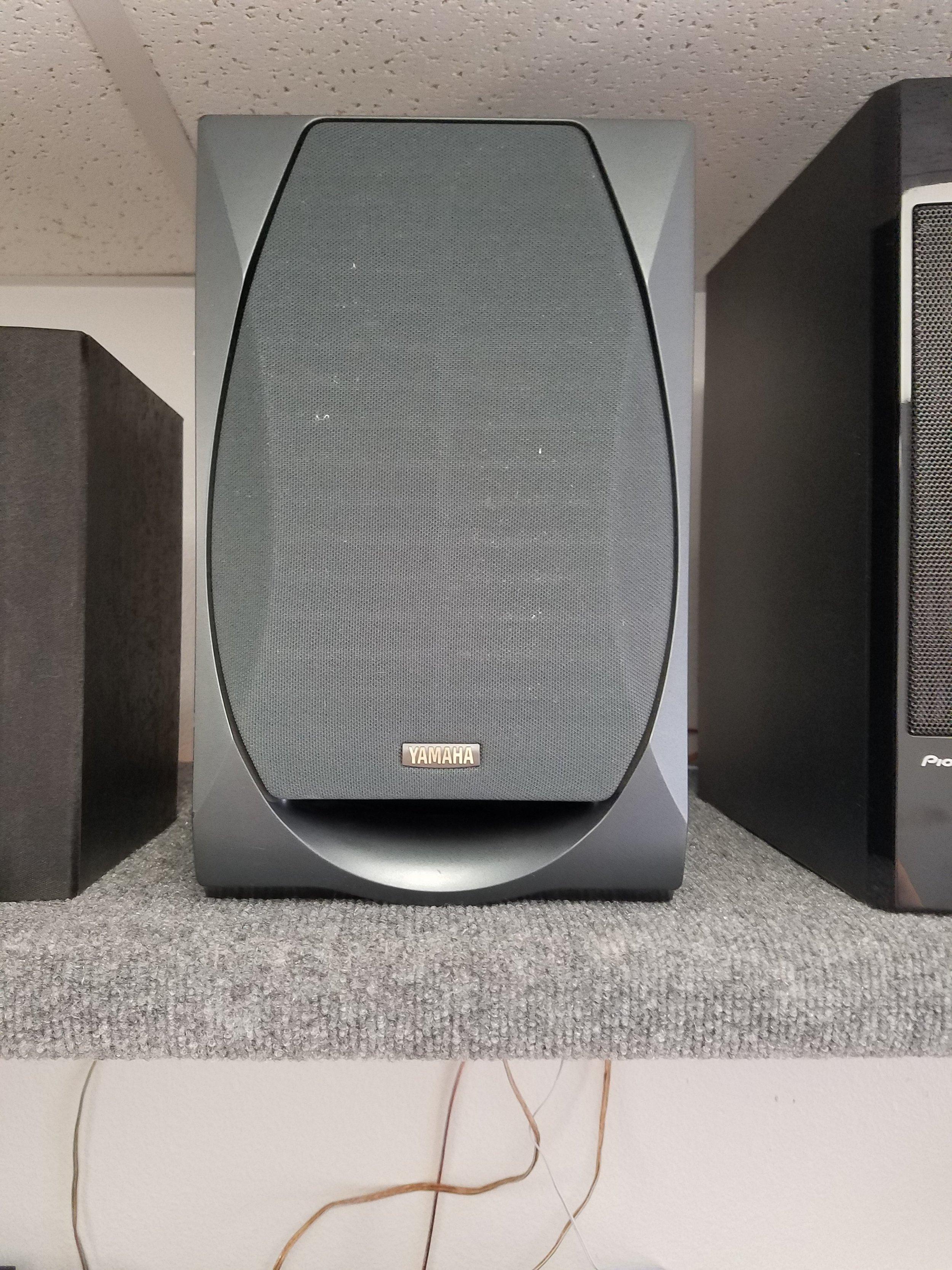 Yamaha Speaker -NX-6X70 - 50.00  Used