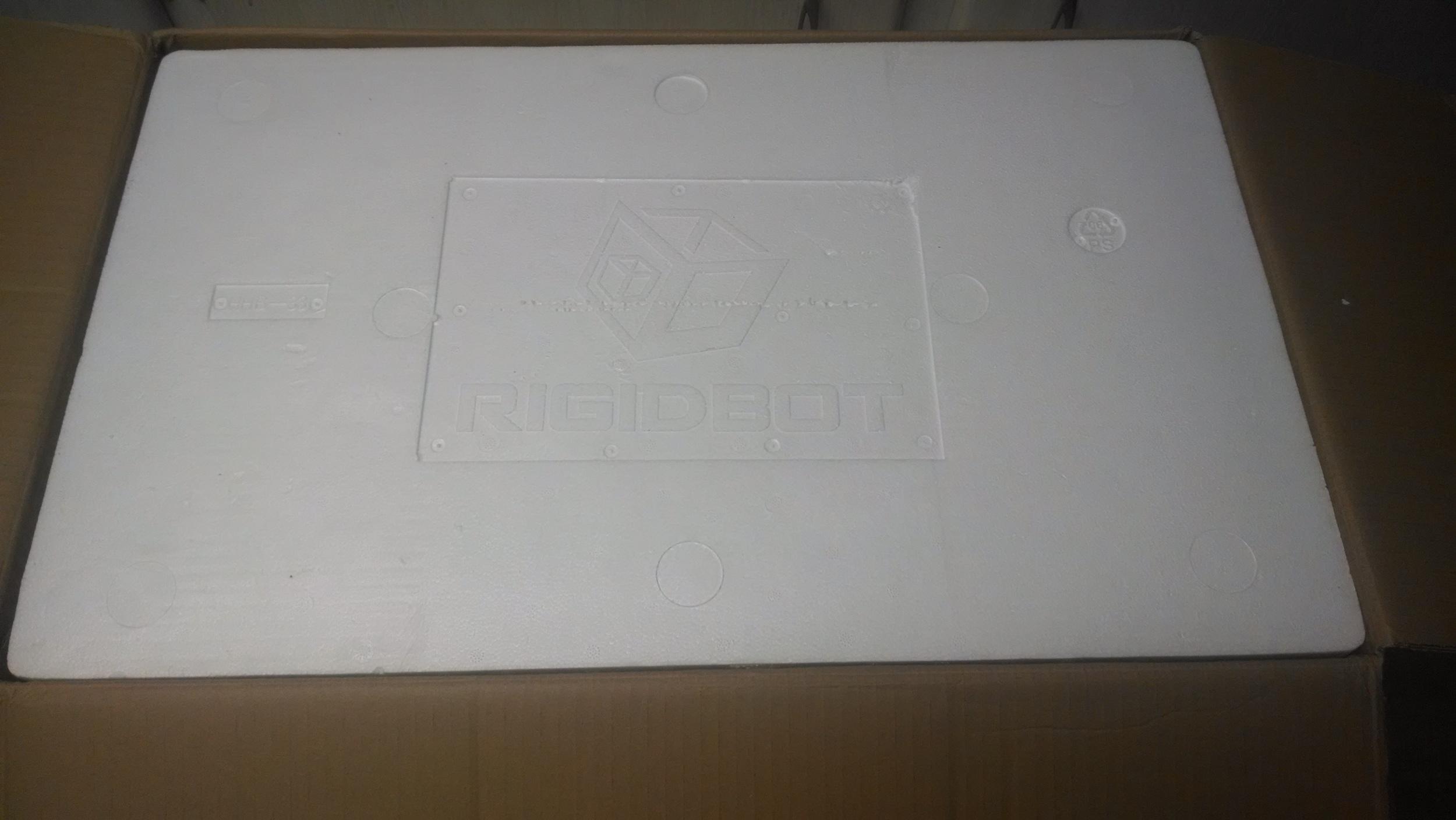 Nice custom injection molded Styrofoam packaging.