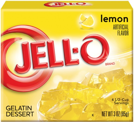 There's always room for jello.