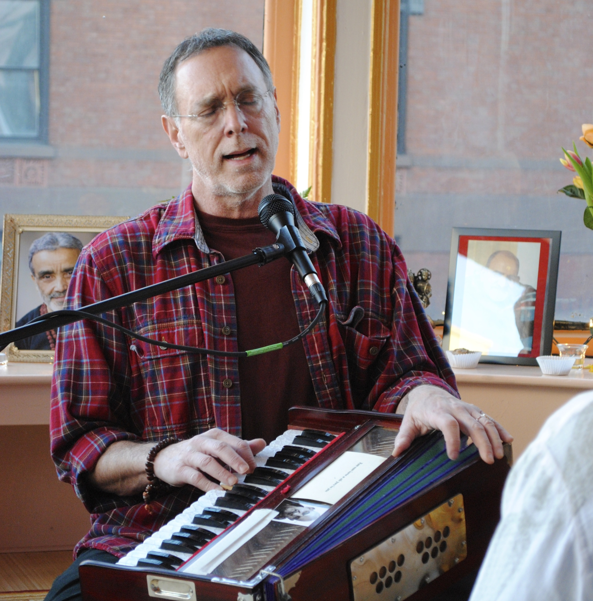 Krishna Das Brooklyn Yoga School