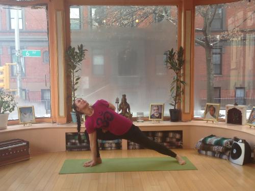 Veronika Carmichael Brooklyn Yoga School