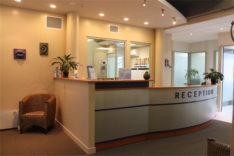 Bell Hill Dental Reception