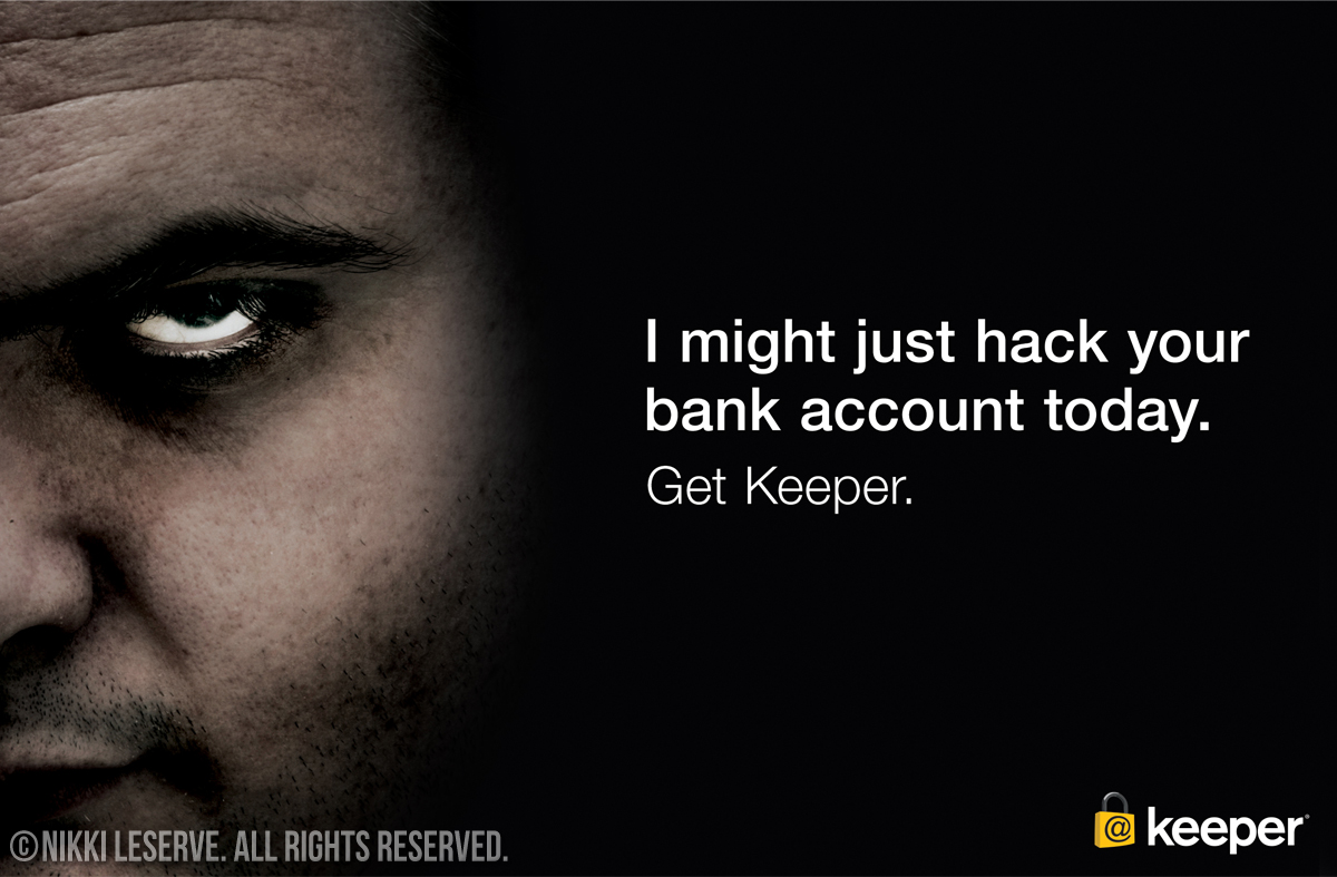 Keeper Print Ad