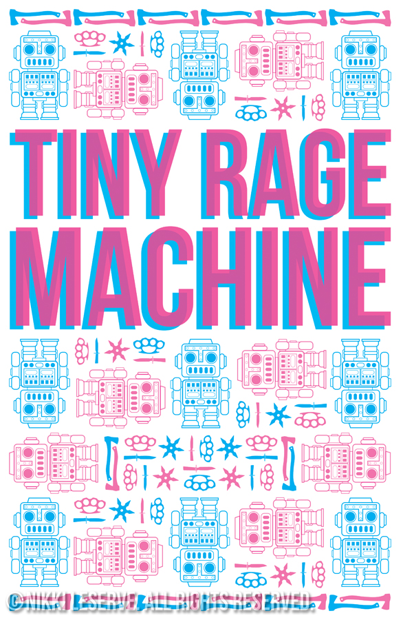 Tiny Rage Machine