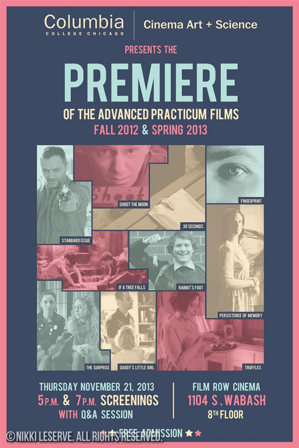 Columbia College Practicum Poster