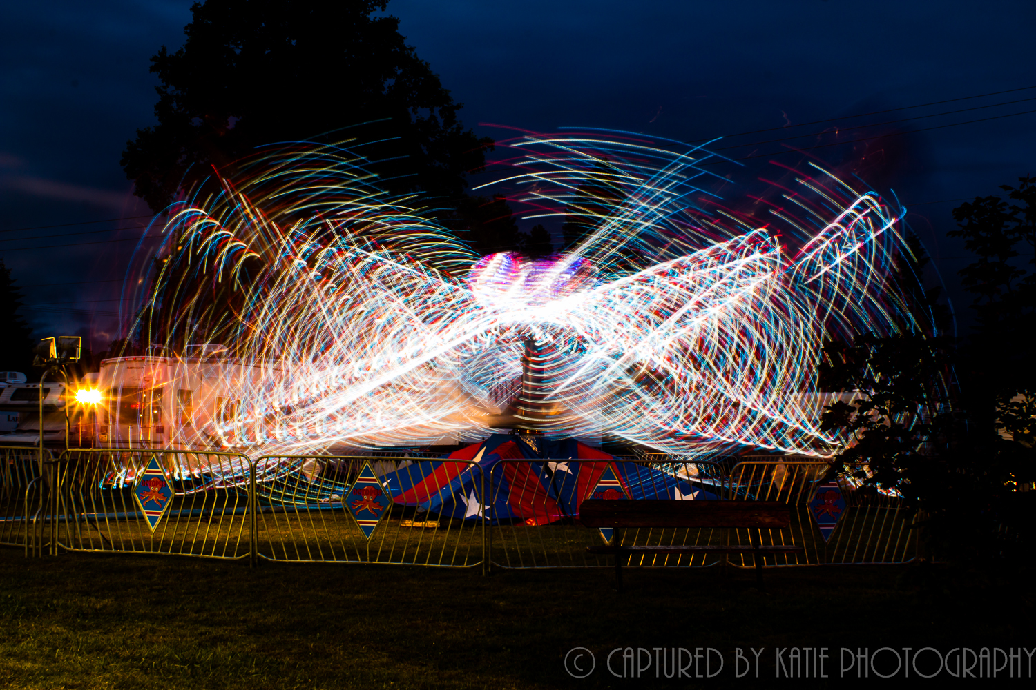 Carnival Ride By Captured By Katie Photography, Bonney Lake Photographer