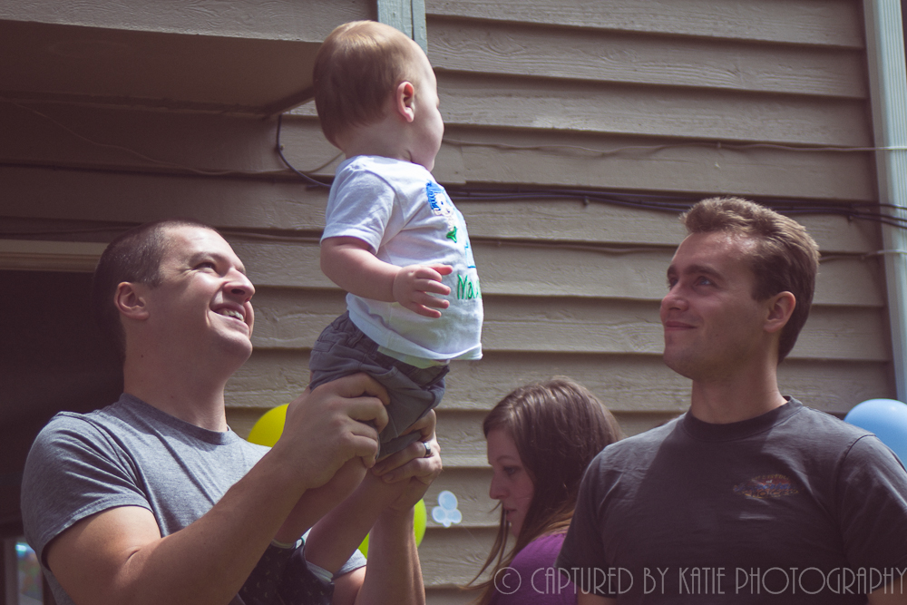 Matt, Max, Jeremy By Captured By Katie Photography, Bonney Lake Photographer