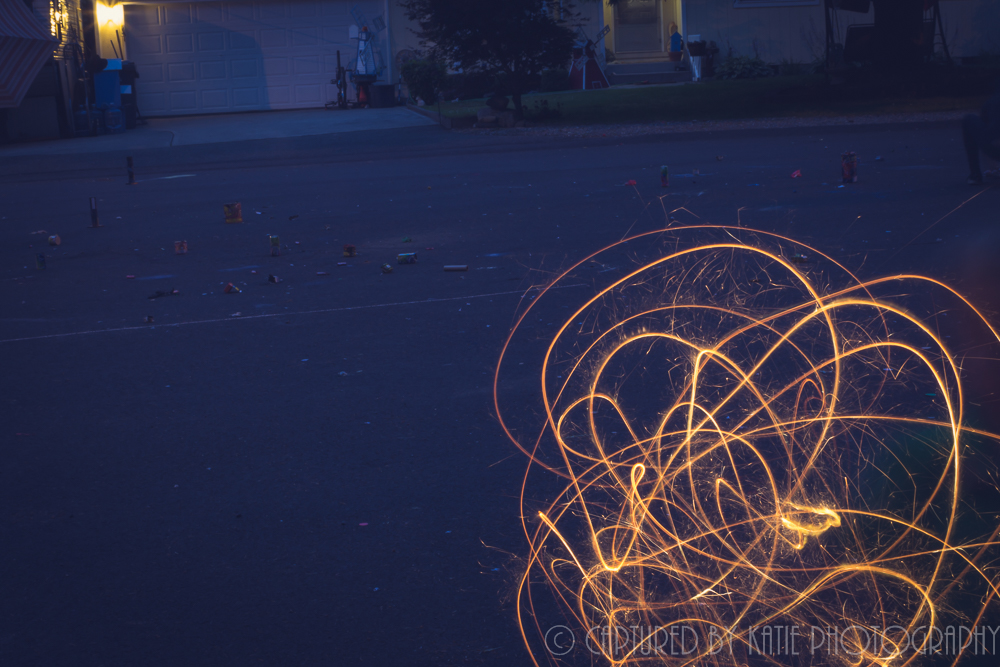 Light Painting 2 by Captured By Katie Photography, Bonney Lake Photographer