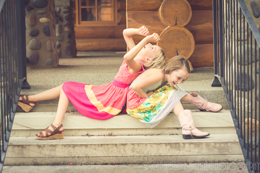 Acting Up By Captured By Katie Photography, Bonney Lake Photographer