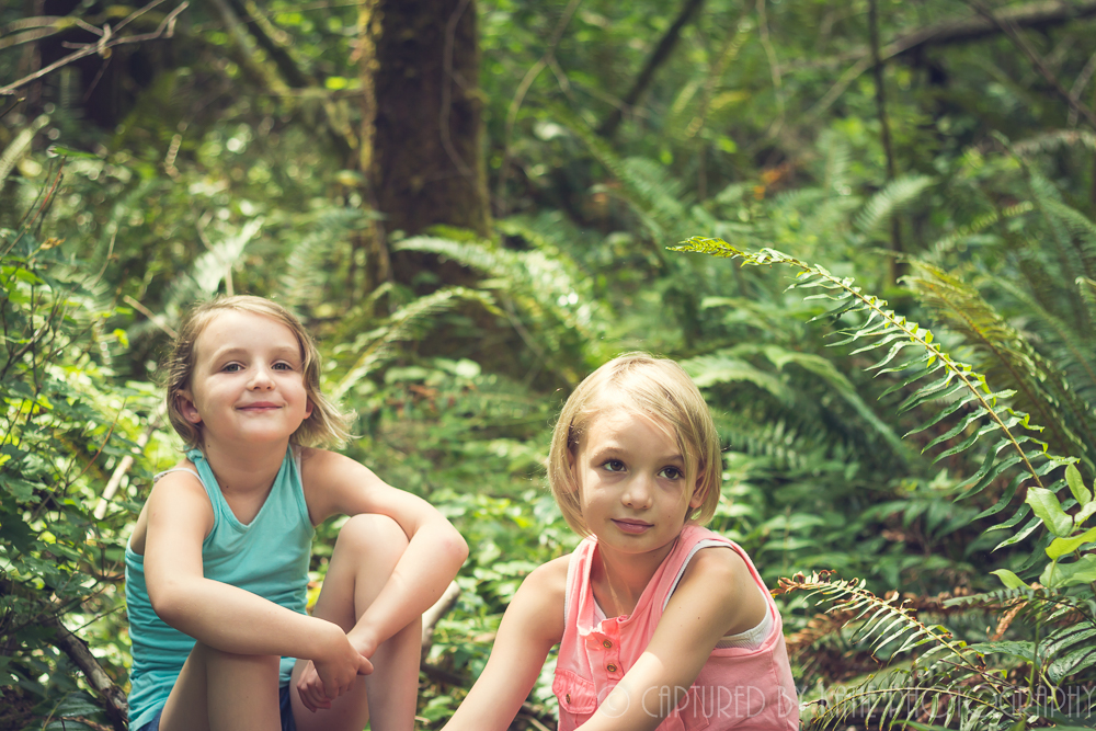 We're Going On a Bear Hunt By Captured By Katie Photography, Bonney Lake Photographer