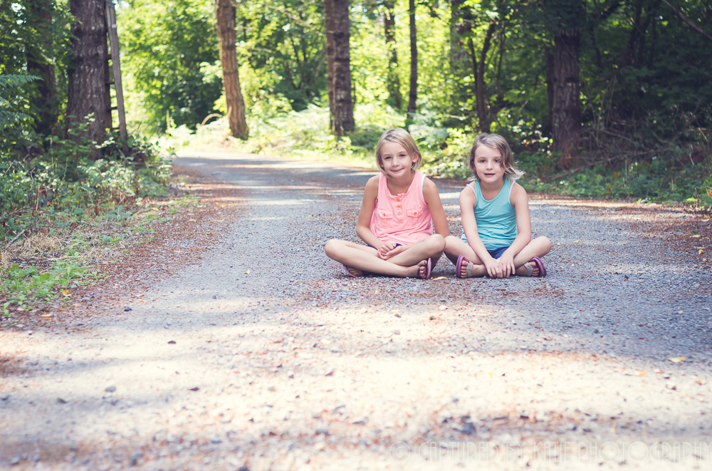 Down The Dirt Road By Captured By Katie Photography, Bonney Lake Photographer
