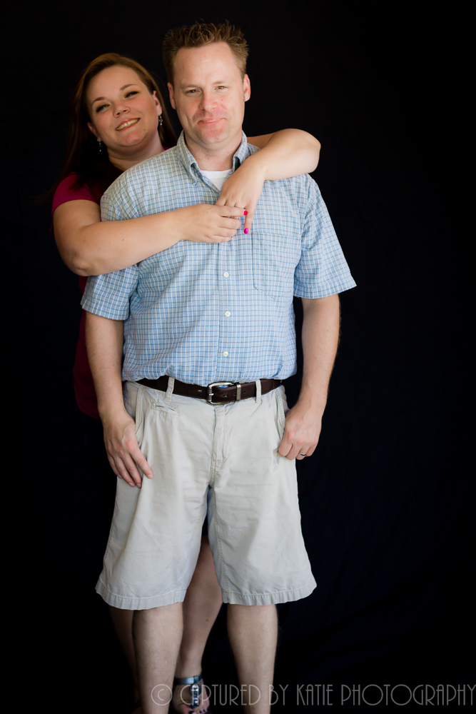 Hubby Hugs By Captured By Katie Photography, Bonney Lake Photographer