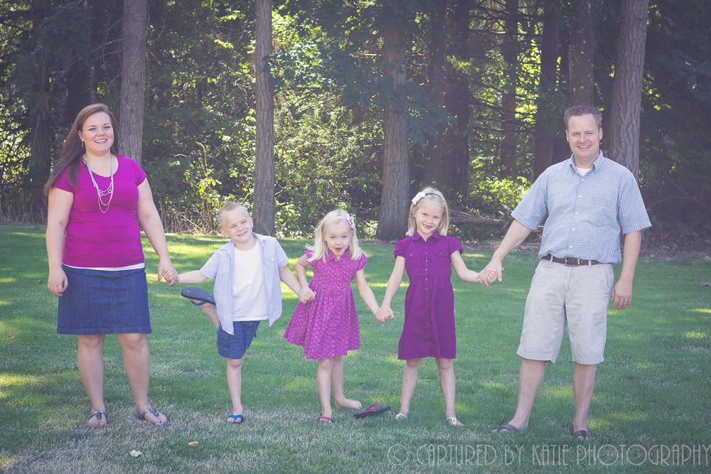 Love the Outdoors By Captured By Katie Photography, Bonney Lake Photographer