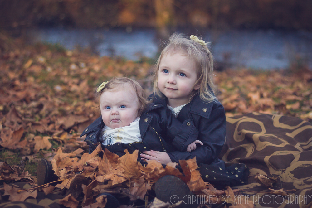 Sister, Sister By Captured By Katie Photography, Bonney Lake Photographer