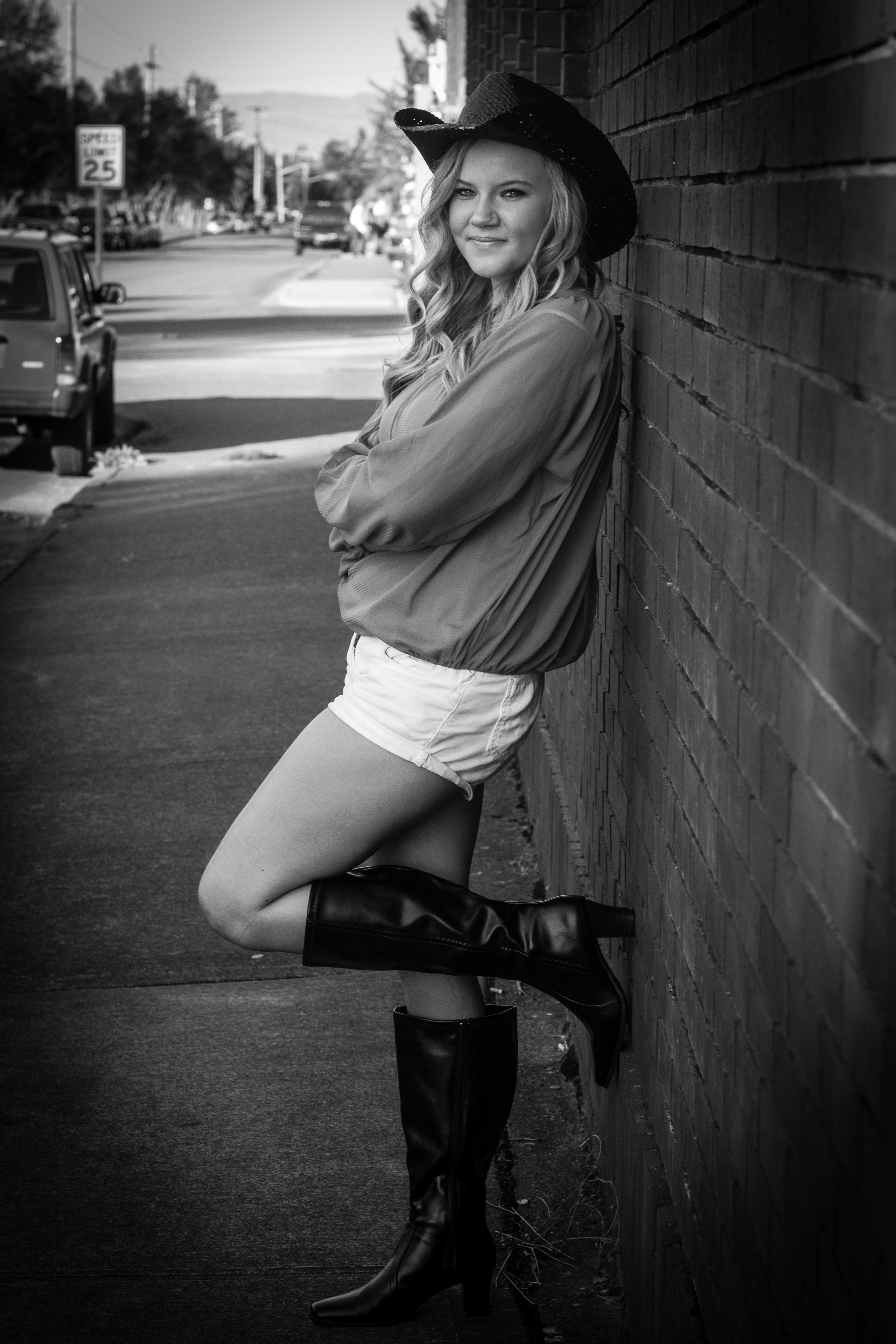 Wednesday Warrior by Captured By Katie Photography, Bonney Lake Photographer