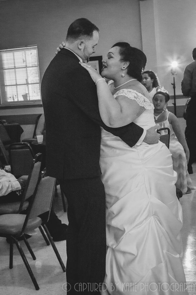 First Dance By Captured By Katie Photography, Bonney Lake Photographer