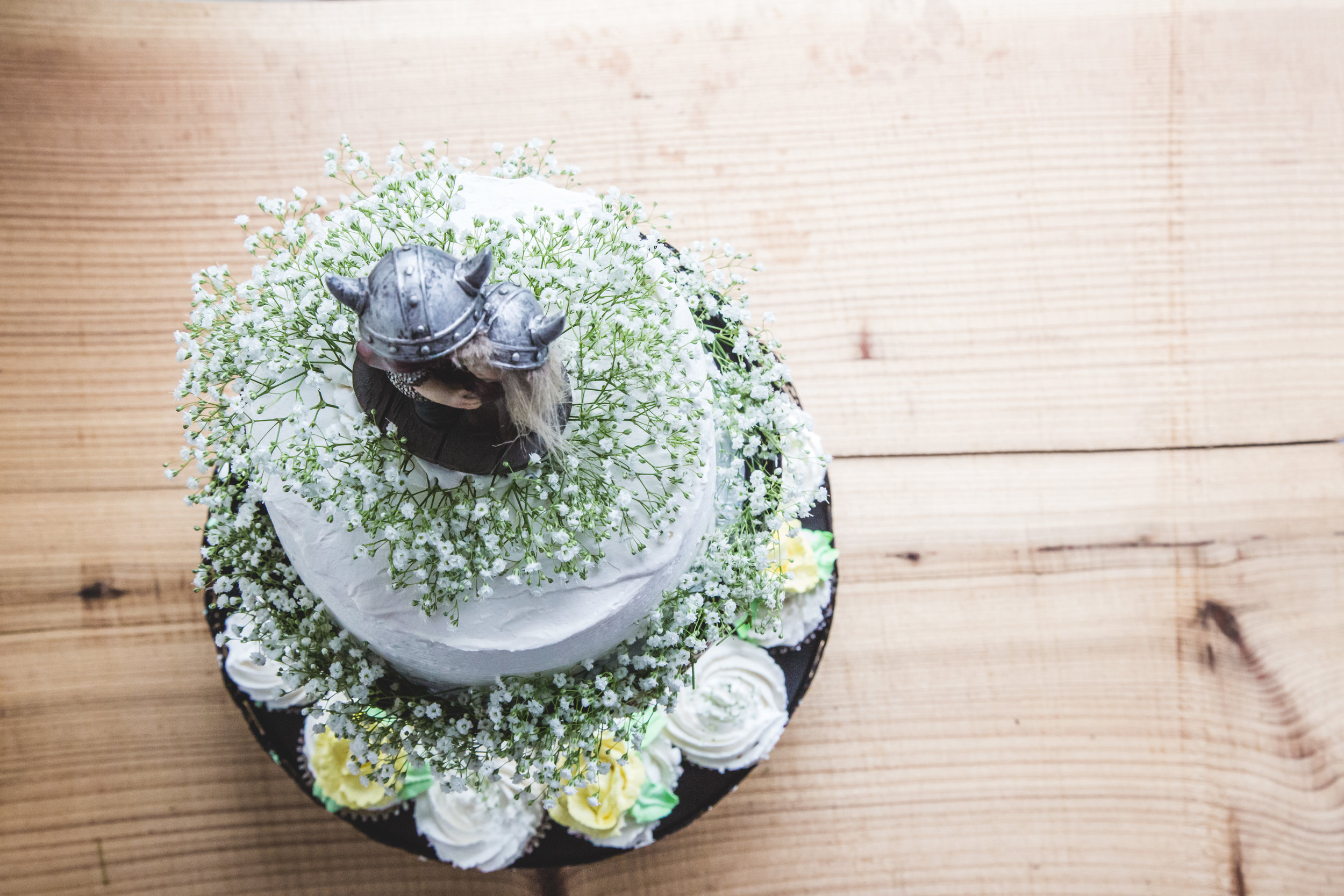 Cake by Captured By Katie Photography, Enumclaw Wedding Photographer
