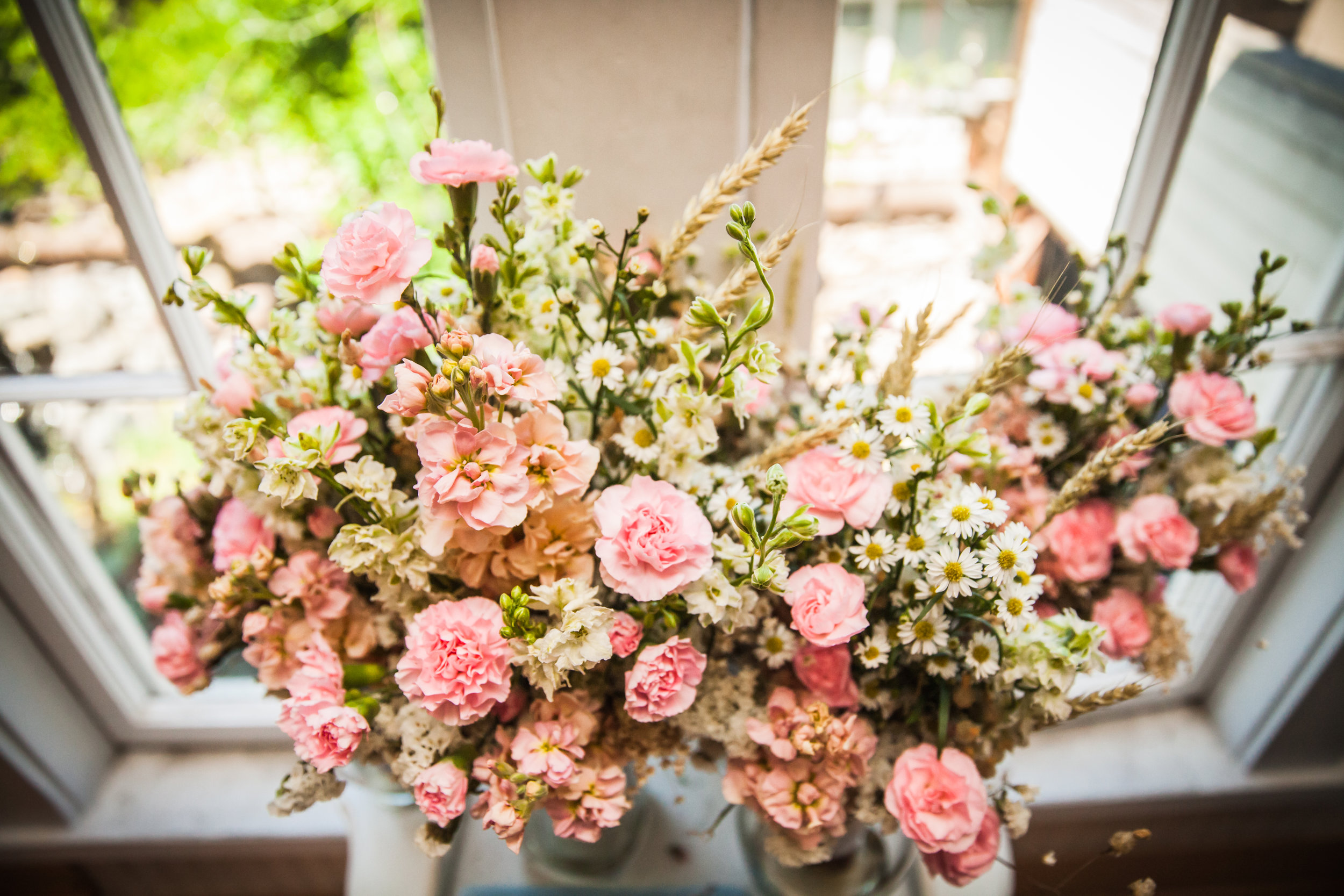Bridal Bouquets By Captured By Katie Photography, Enumclaw Wedding Photographer