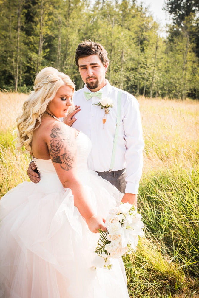 The Pose By Captured By Katie Photography, Bonney Lake Wedding Photographer