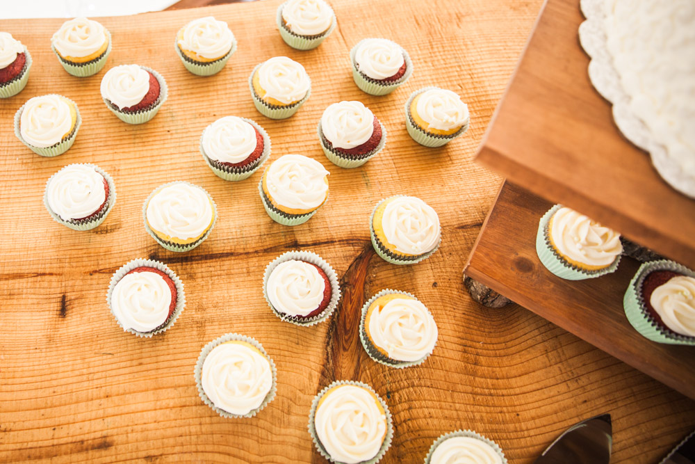 The Cupcakes By Captured By Katie Photography, Bonney Lake Wedding Photographer