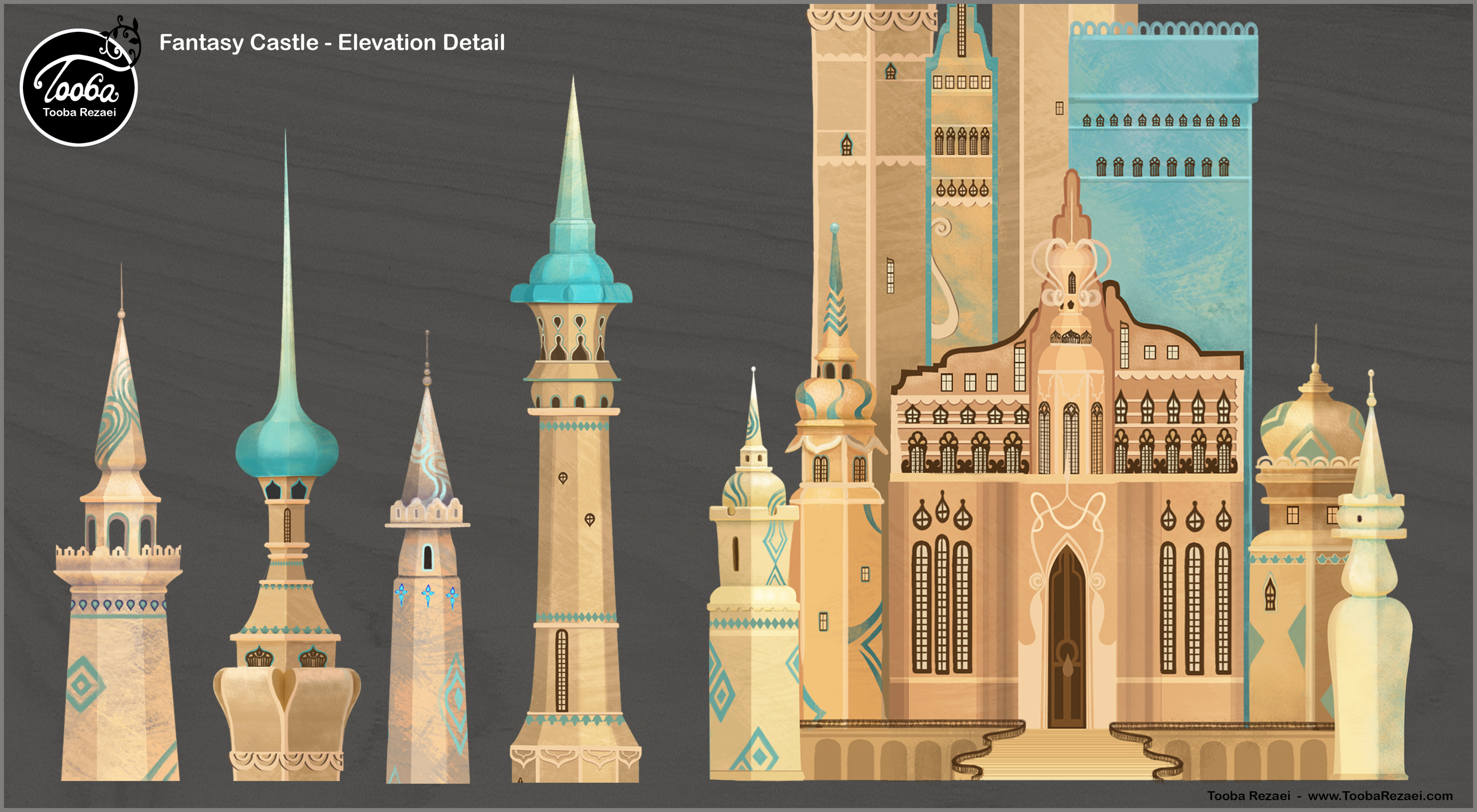 Fantasy Castle- Elevation Detail.jpg