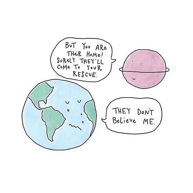 Couldn't help but to repost! Happy Earth Day 💚💙 Mother Earth provides so much for us all make sure to give back to her 🌍