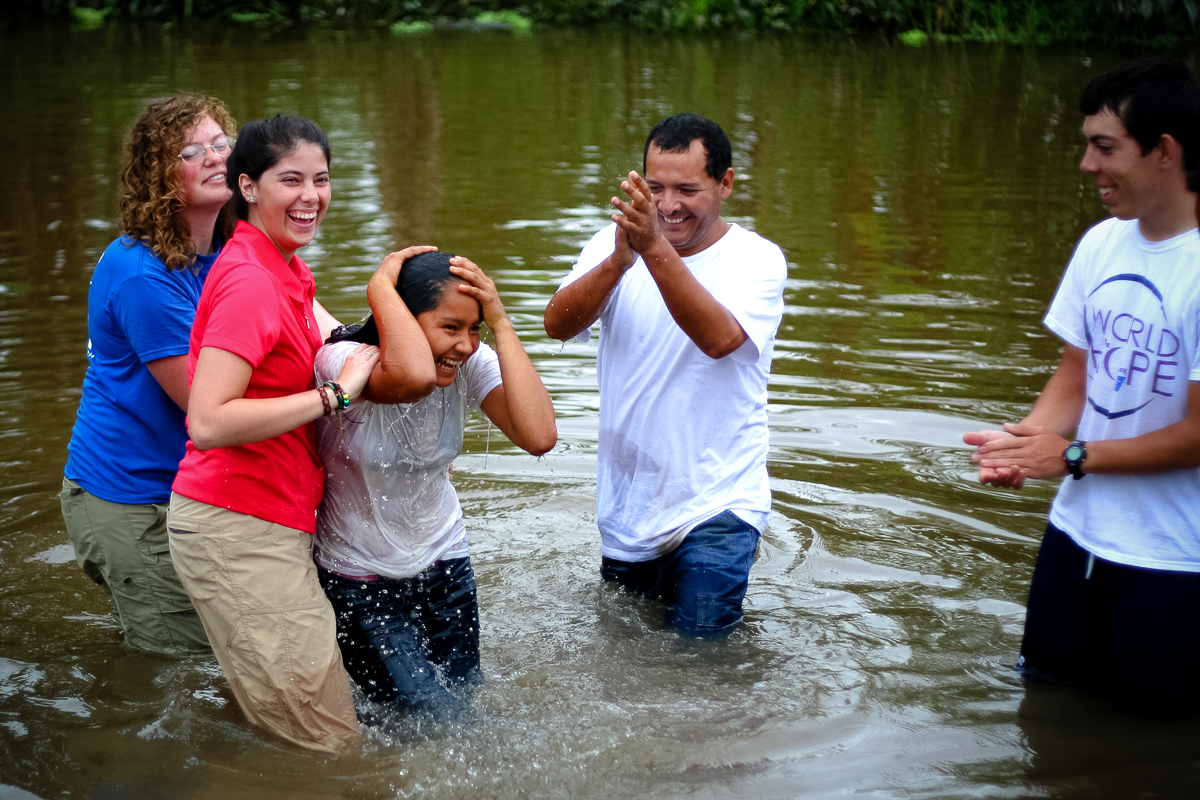 Peru: Baptism in the Amazon Jungle