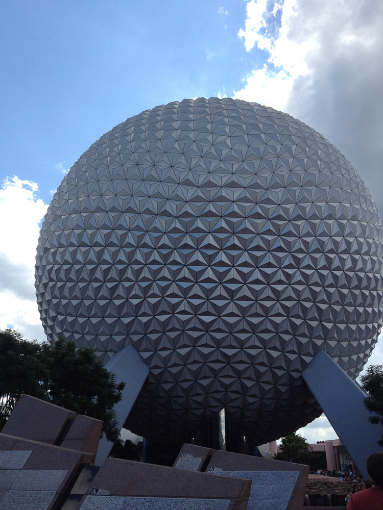 Epcot Center, DisneyWorld