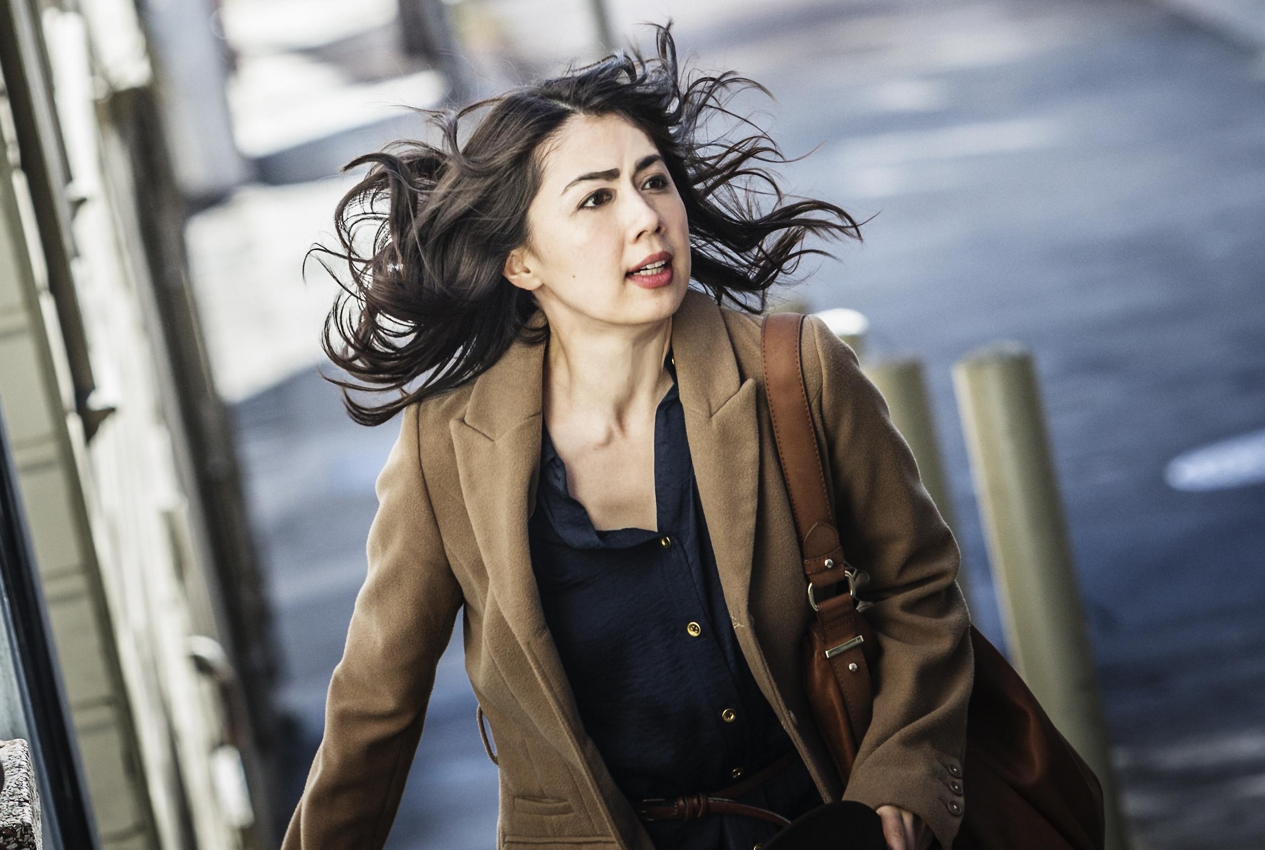 Ayako Fujitani stars in Man From Reno