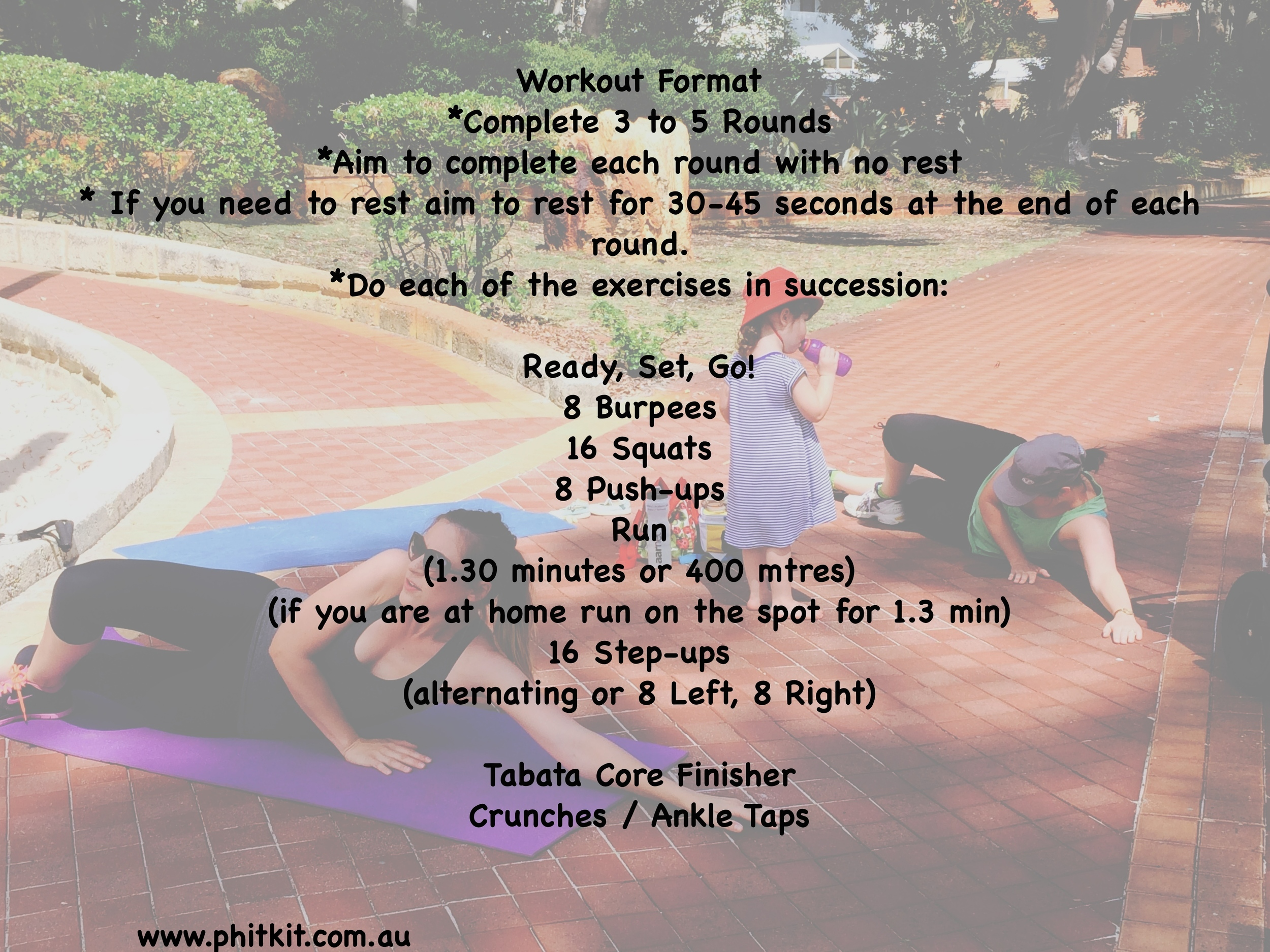 PhitKit Workout For Home