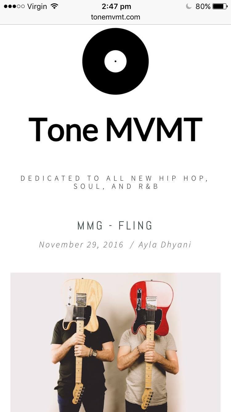 Tone MVMT Feature