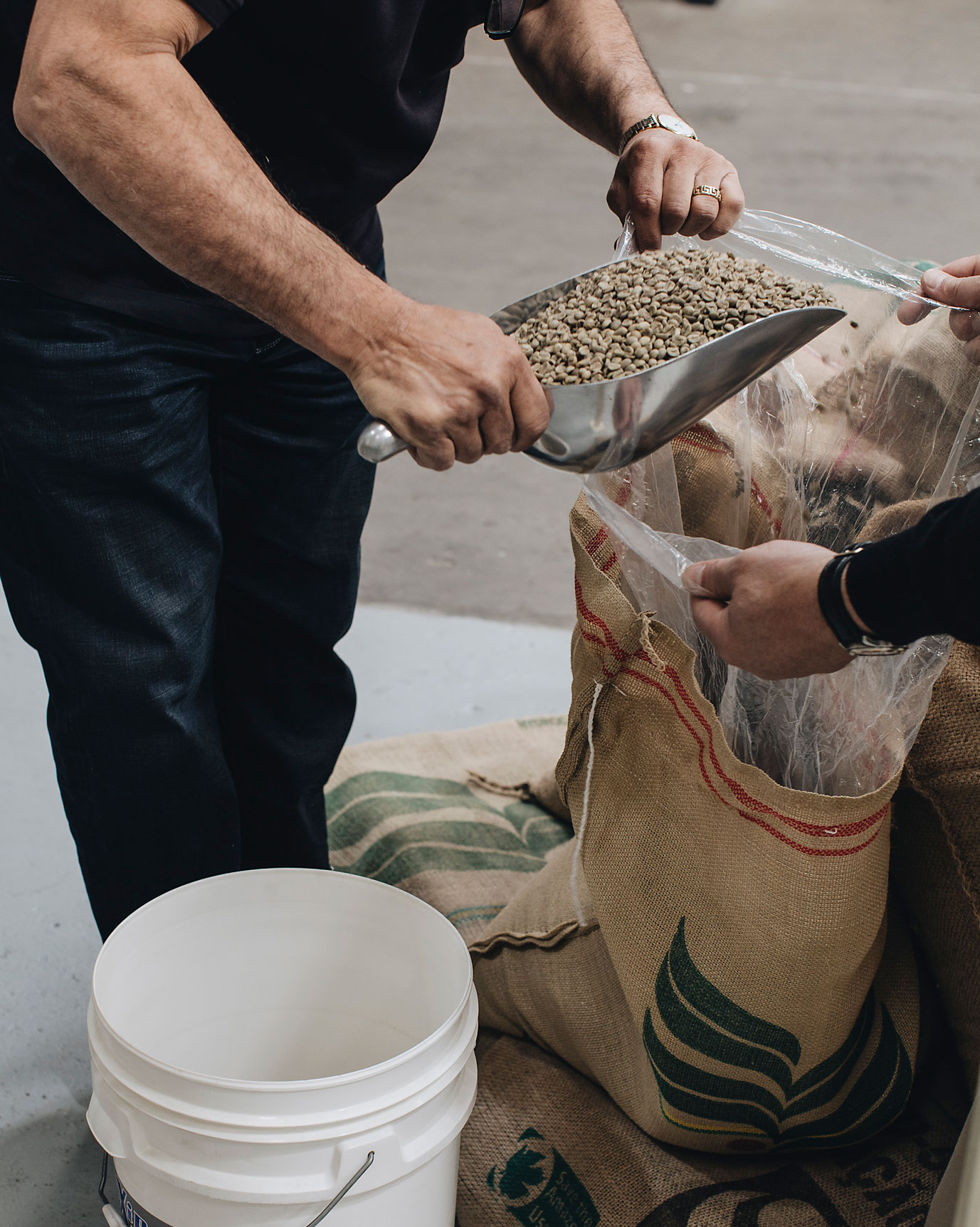 Inspired by the experiences of a life well-lived, our beans are blendedand roasted with equal measures art and science to create coffeeyou will obsess over. -