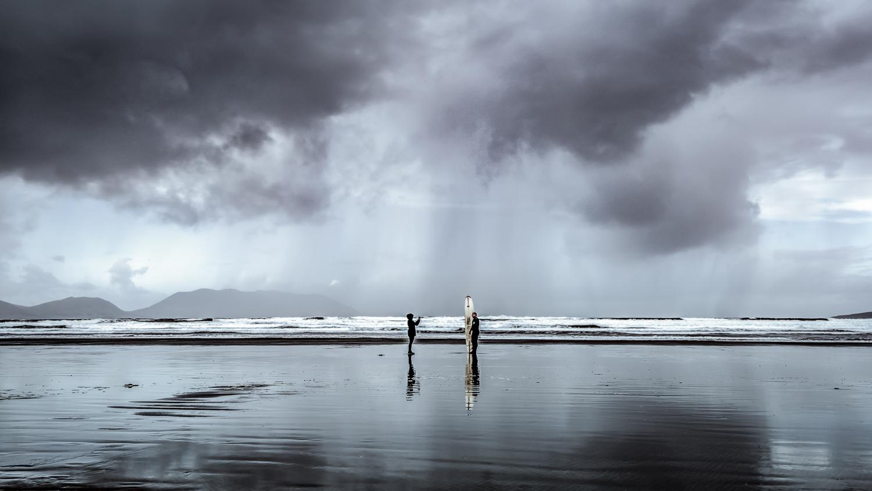 Inch Beach, Dingle Ireland