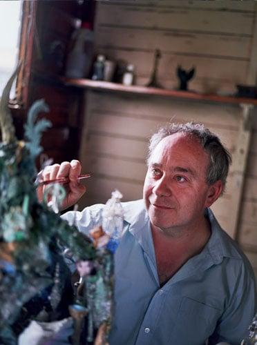 Ian Sherman outsider artist