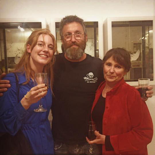 Hannah Matthews, Paul Broomfield, Nancy Fouts
