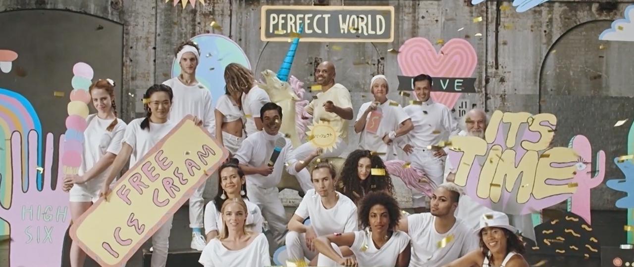 Perfect world -