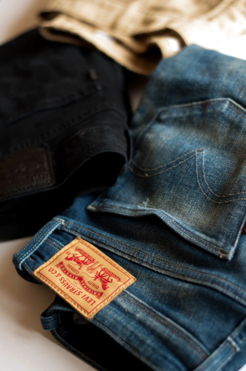 This post & cart are not sponsored by Levi's, it is a post showing my love for their products/brand and all that it has taught me.