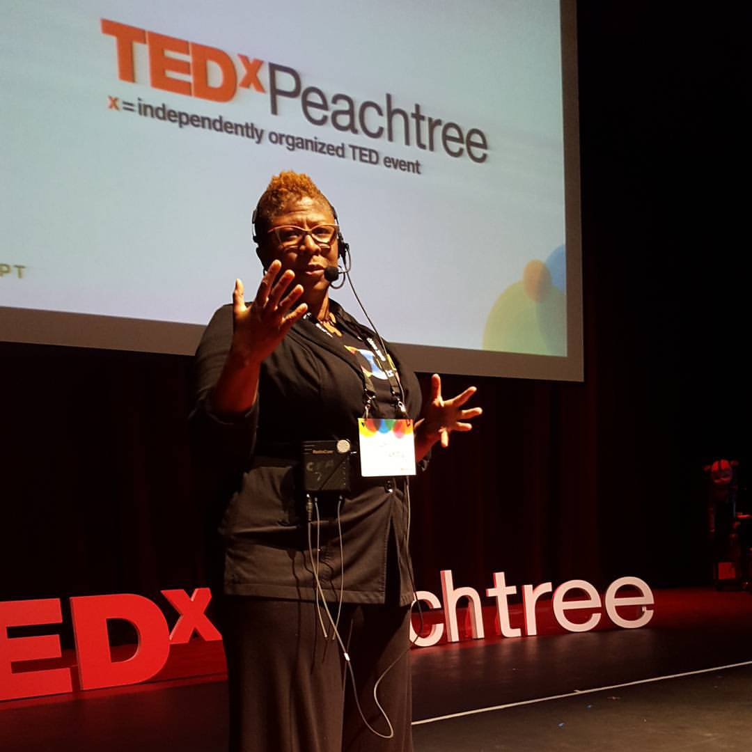 6 years as STage Manager for TedxPeachtree