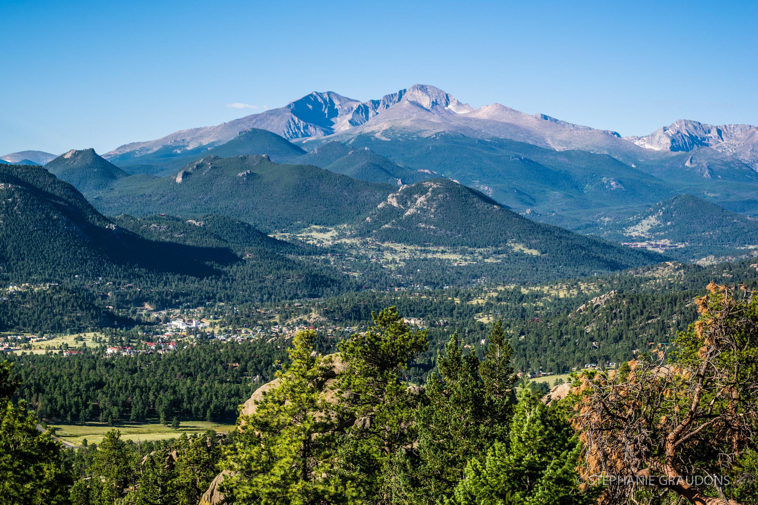 Longs Peak & Meeker