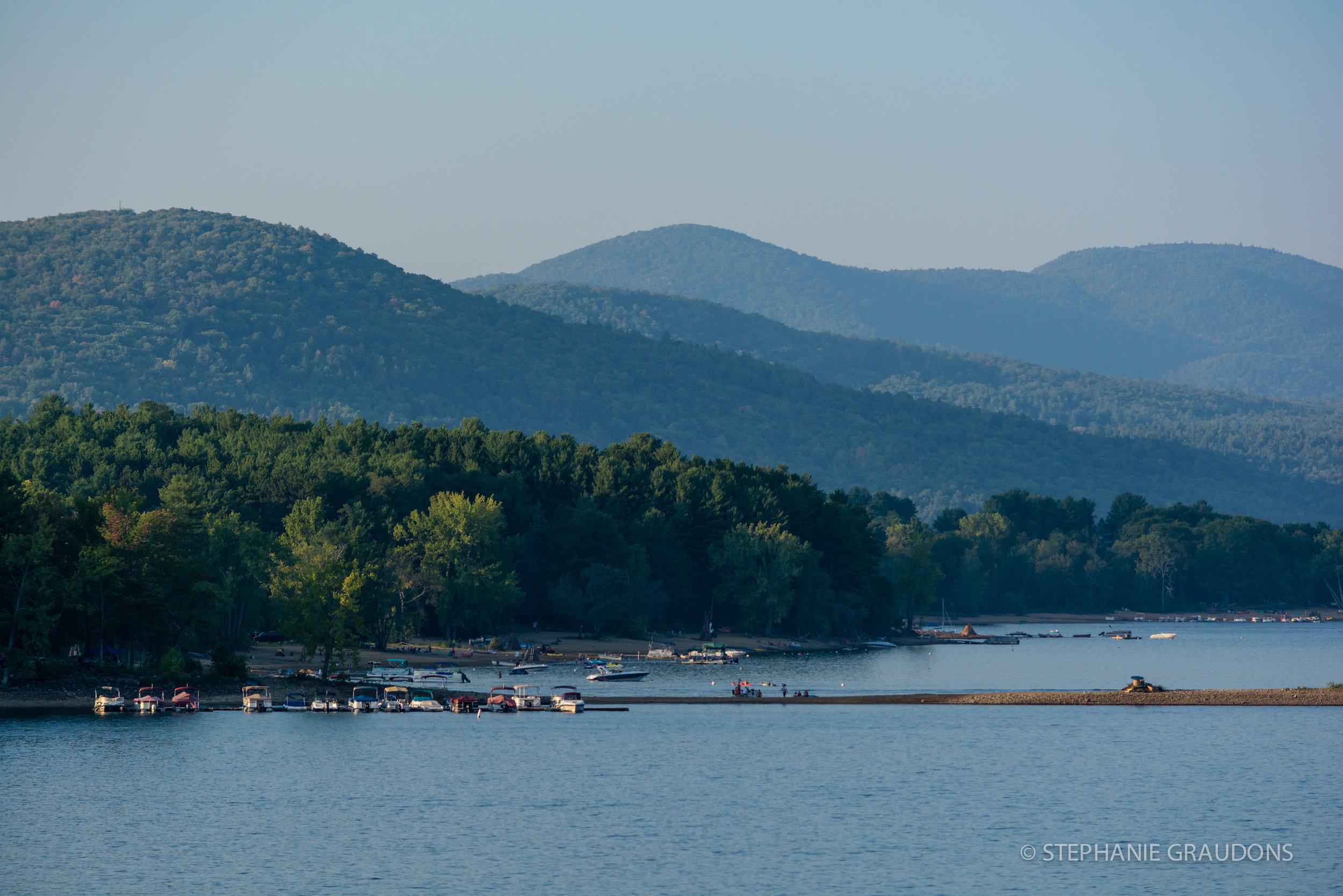 Sacandaga Lake