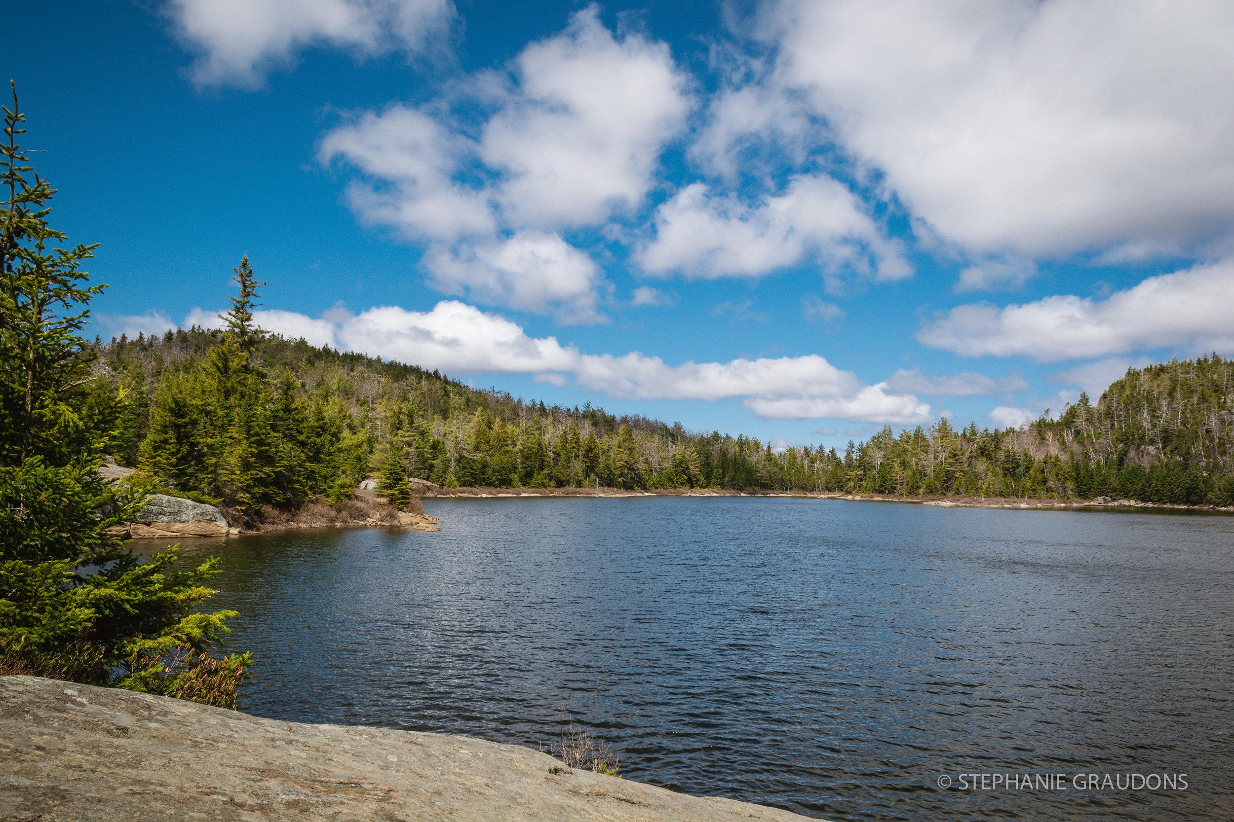 Crane Mountain Pond