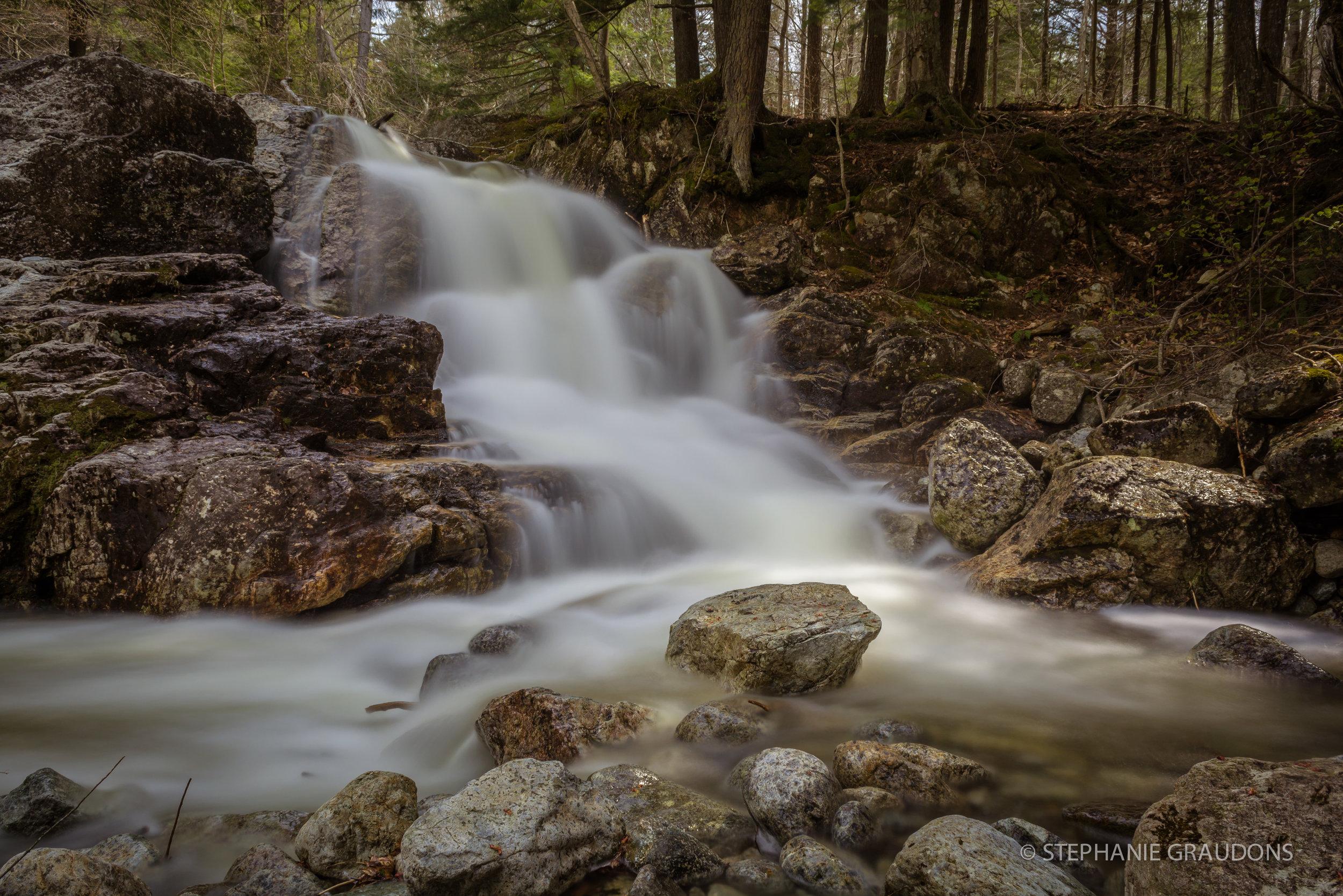 Falls on Gill Brook