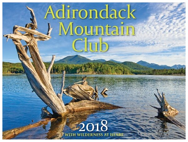 Adirondack Mountain Club (ADK)'s 2018 calendar is now available at  www.ADK.org .